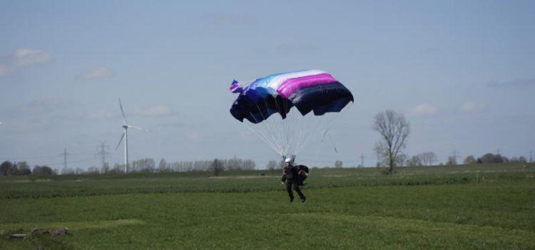Impressionen vom Fliegen am 19.04.15