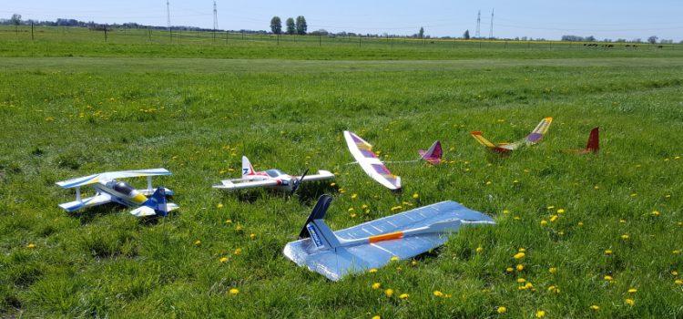 Fliegen am Himmelfahrtstag – Impressionen